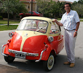 OUR BMW ISETTA 1958