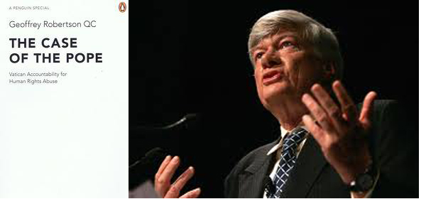 the case of the pope qc geoffrey robertson