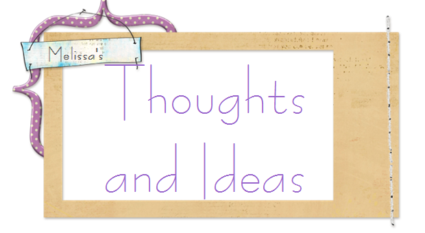 Thoughts & Ideas