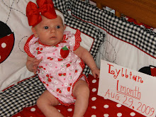 Lyllian:  1 month