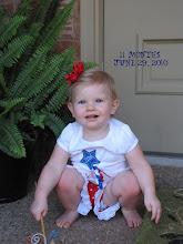 Lyllian:  11 months