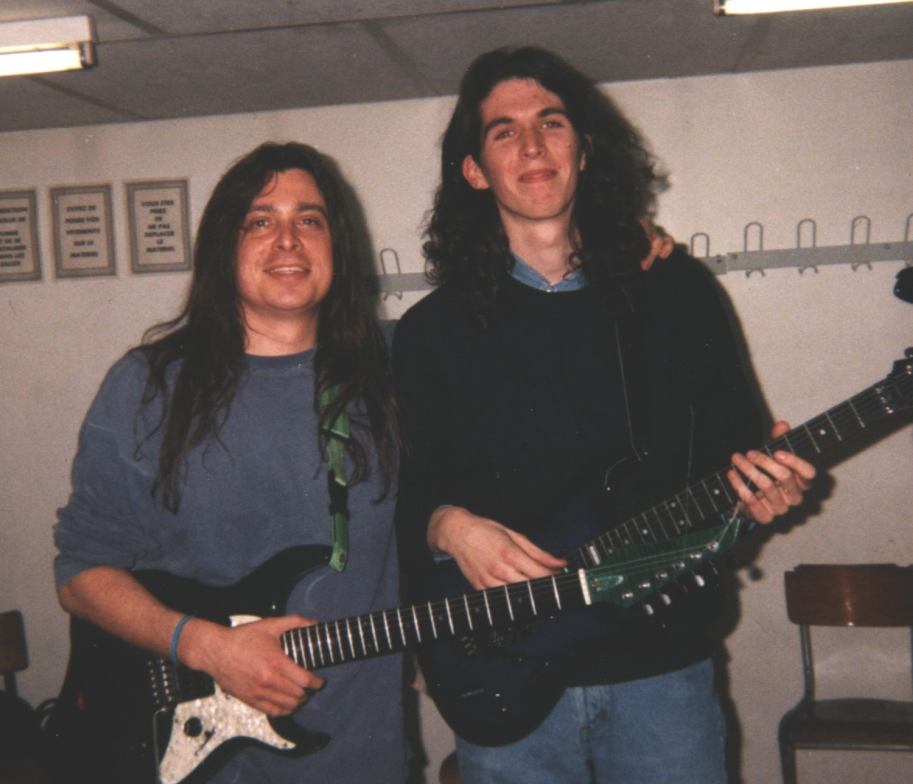 Truth In Shredding: Brian Carroll: buckethead unmasked, is this ...