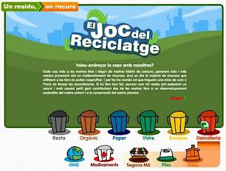 joc del reciclatge