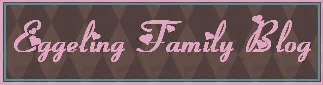 Eggeling Family Blog