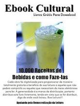 Livro de 10000 Receitas de Bebidas