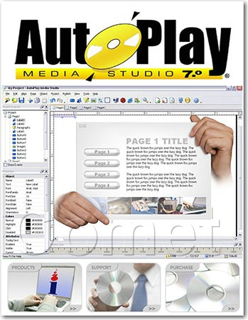 How to write autoplay file