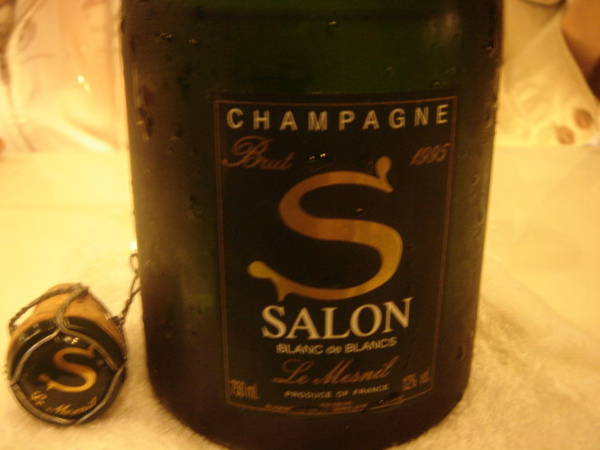 Anyten 10 most expensive champagne for 1997 champagne salon