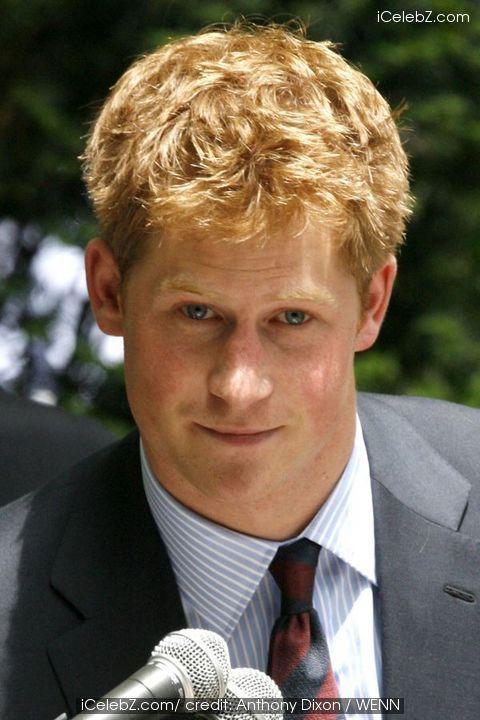 10) Prince Harry