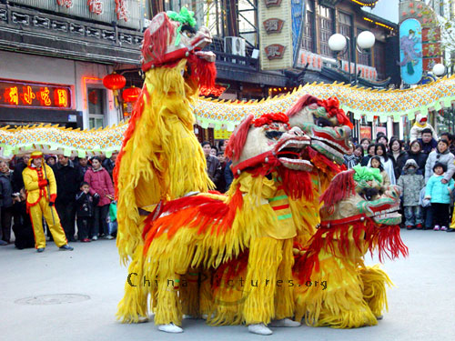Anyten chinese new year s tradition