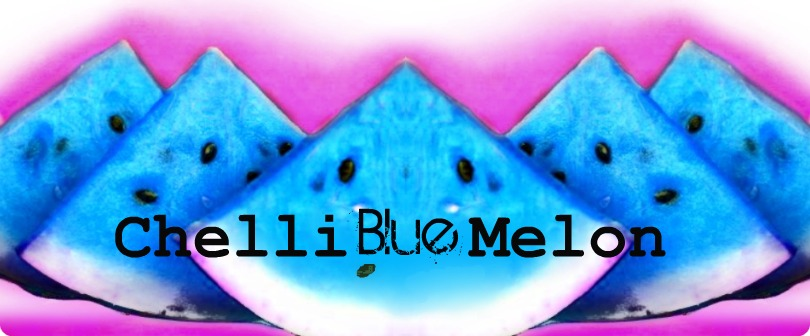 Chelli Blue Melon