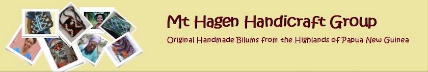 Mt Hagen Handicraft Group
