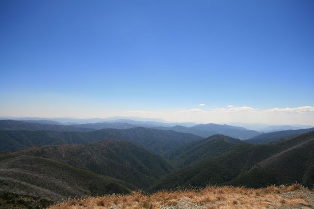 Great Dividing Range Australia - © CKoenig