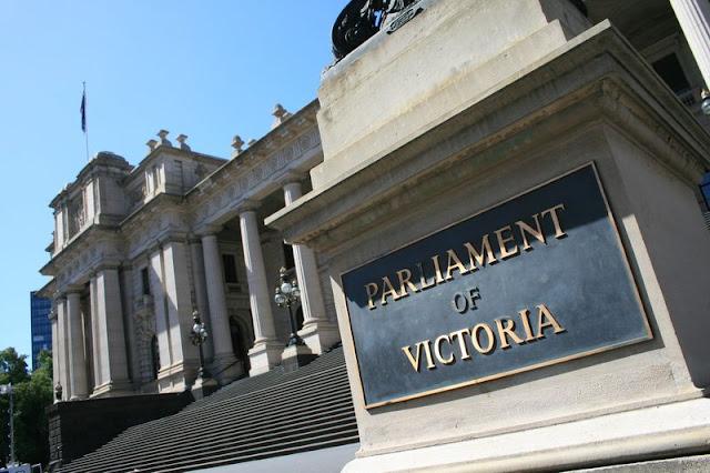 Parliament of Victoria, Melbourne, Australia - © CKoenig