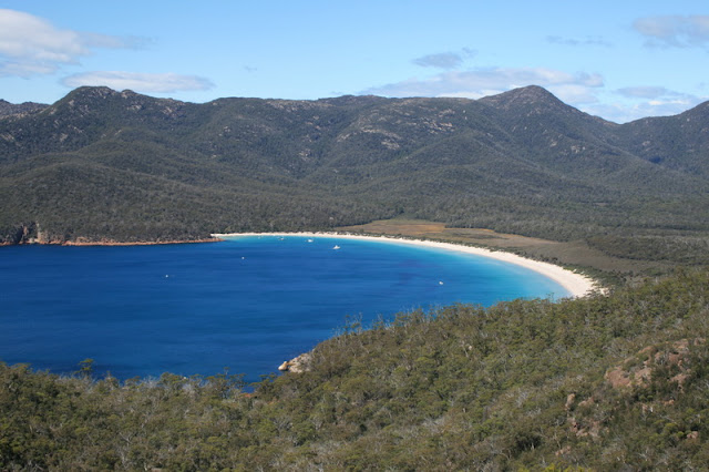 Wine Glass Bay Tasmania Australia - © CKoenig