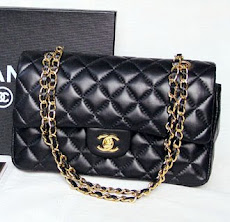 I wish a Chanel bag...
