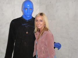 The Blue Man and I