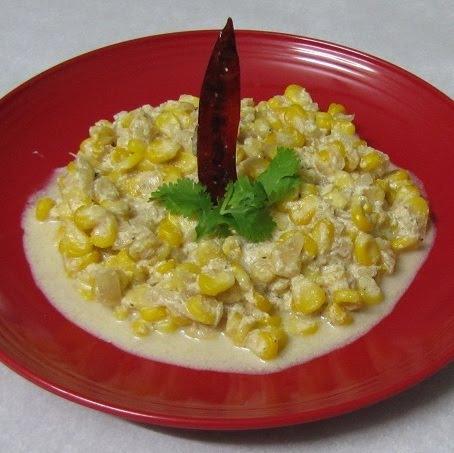 Makai Ki Gravy ( Sweet Corn Gravy )