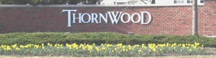 Thornwood Neighborhood in South Elgin, Illinois
