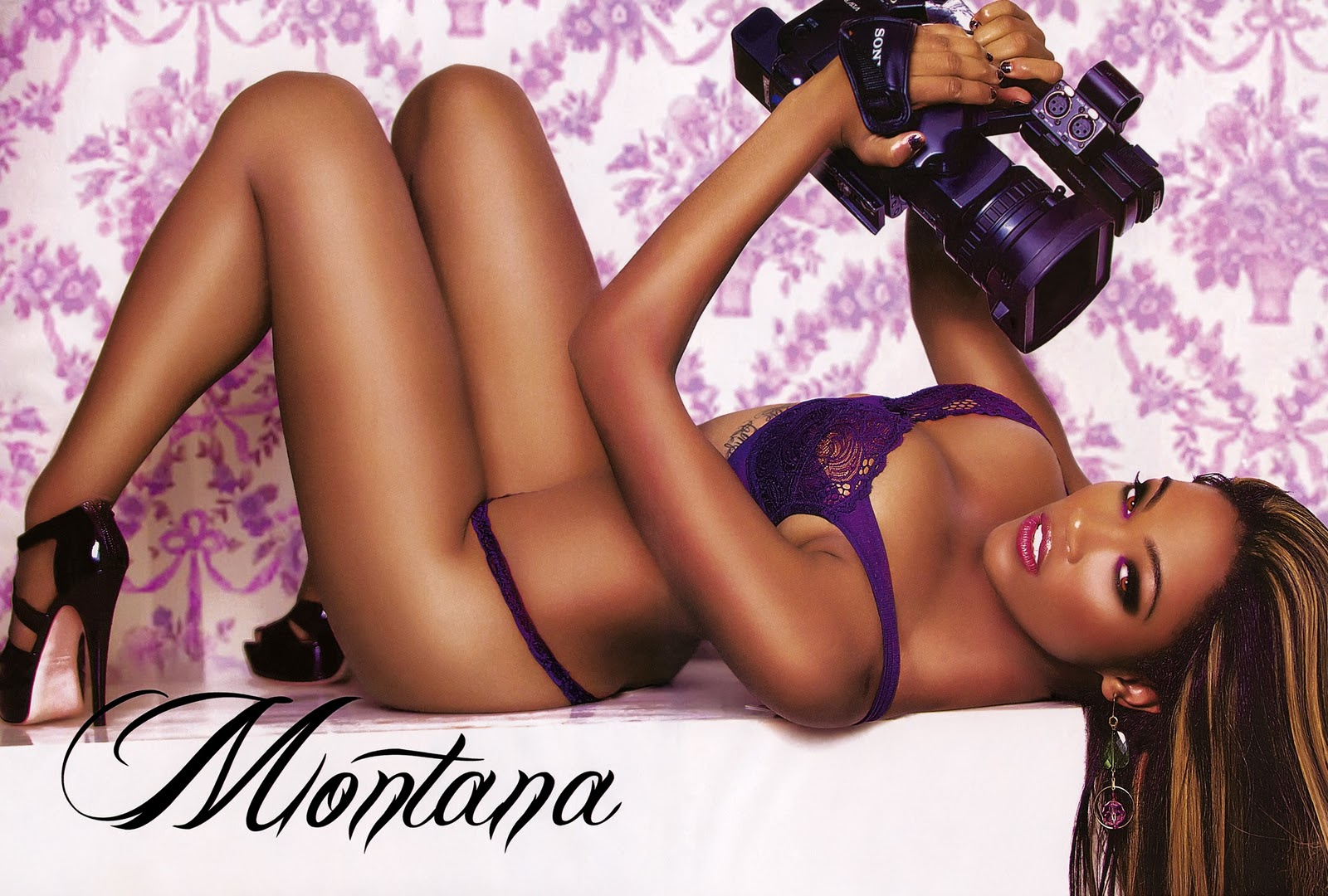 "Edutainment: Montana Fishburne ""In Blackmen Magazine Holiday Gift ...montana fishburne"