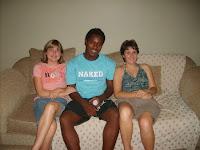 Paula,Impi and Rox