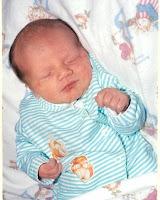 my newborn babe