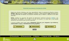 Infraestructura de Datos Espaciales de Navarra