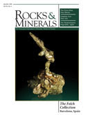 Rocks & Minerals, Vol, 84(6)
