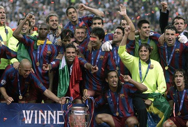 Champions 2005/06