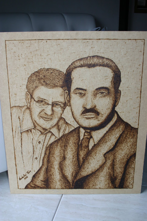 André Luiz e Bianor Giordani