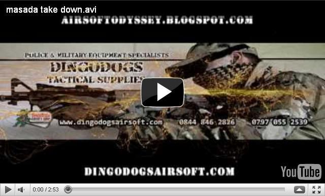 MagPul Masada ACR Takedown
