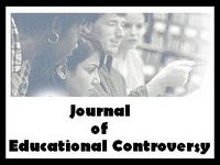 Journal of Educational Controversy