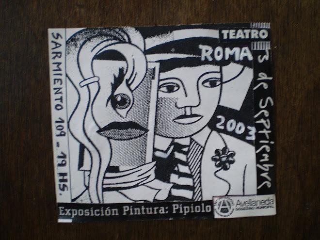 Expo Teatro Roma