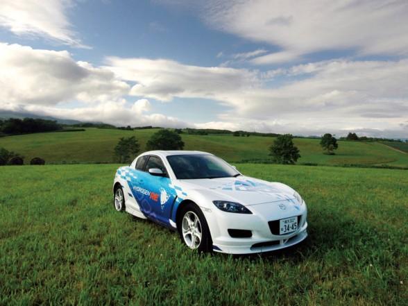 Mazda RX 8 | LAROS JENGGIRAT