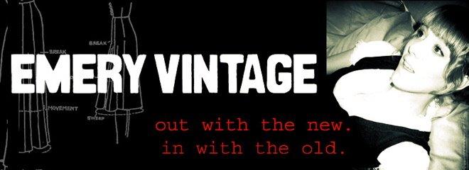 emery vintage