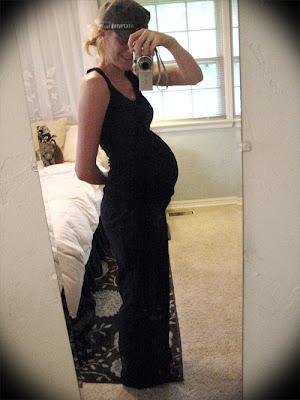 I am EIGHTEEN weeks pregnant already. Excuse me, say whaaa?