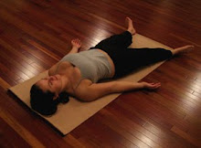Savasana--Corpse Pose