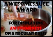Awesomesauce Award