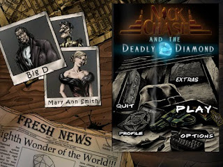 Nick Chase 2: The Deadly Diamond