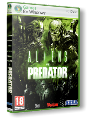 Aliens vs Predator Compressed Rip Full PC Game