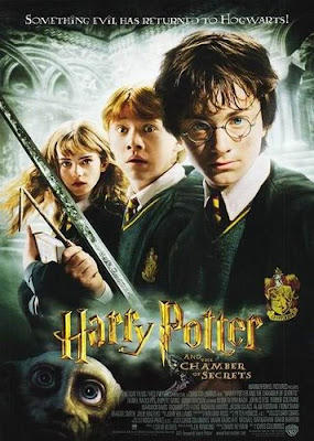 Harry Potter and the Chamber of Secrets 2002 Poster