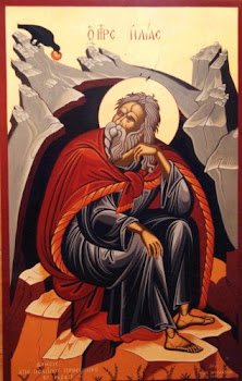 Elijah, Prophet and father of Carmel, Ora Pro Nobis