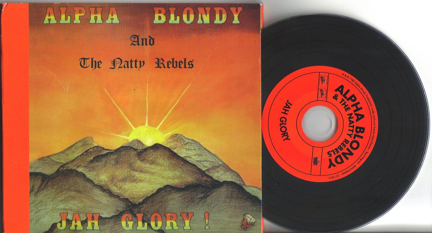 Alpha Blondy - Jah Glory