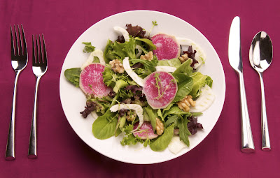 upscale vegan dining