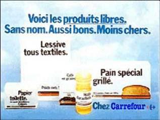 Anuncio+Carrefour+ +Marca+blanca - El avance imparable de las marcas del distribuidor