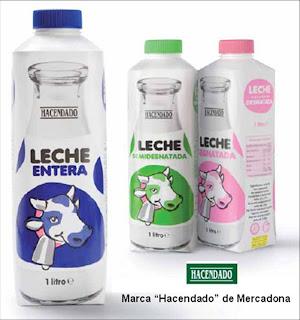 Anuncio+Mercadona+ +leche+hacendado - El avance imparable de las marcas del distribuidor