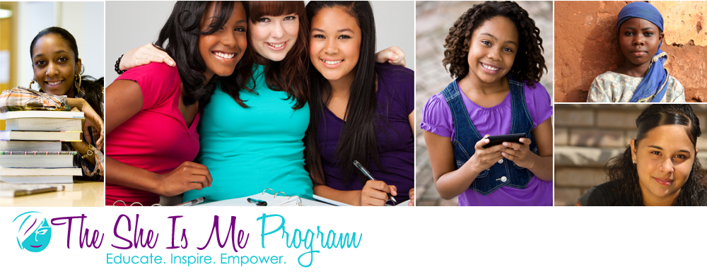 The She is Me Program Blog