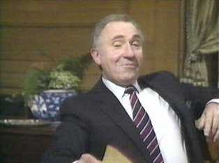 Sir Humphrey from Yes Minister