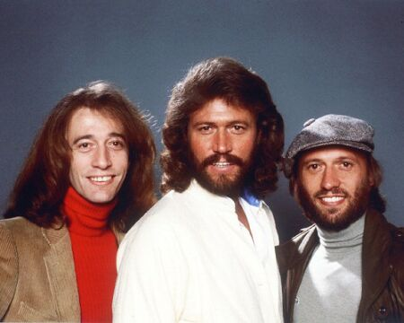 ... , two of them fraternal twins, who became known as THE BEE GEES