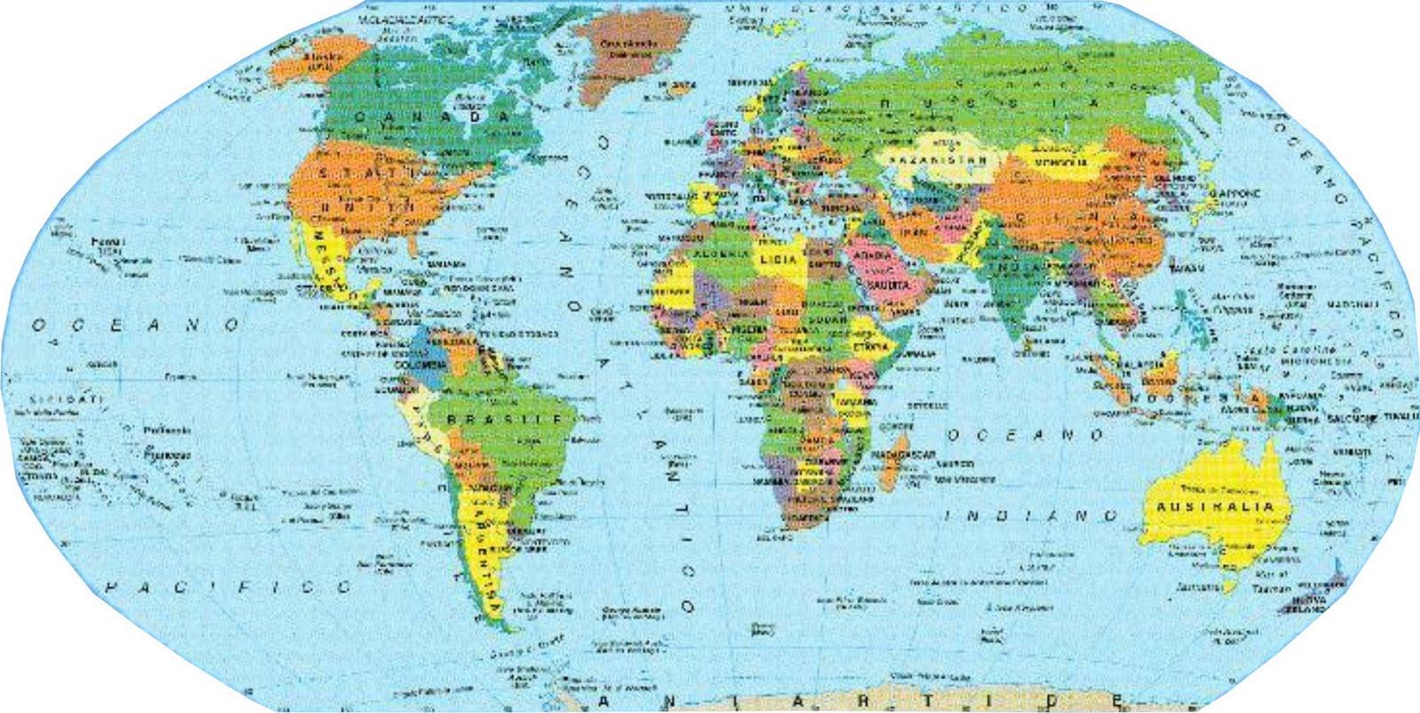 il mondo: