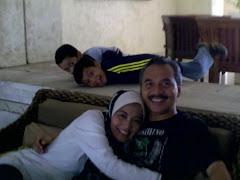 Mummy & Abah